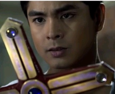 coco martin and erich gonzales in juan dela cruz TRAILER2