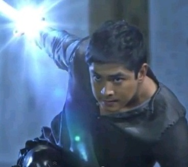 coco martin and erich gonzales in juan dela cruz TRAILER3