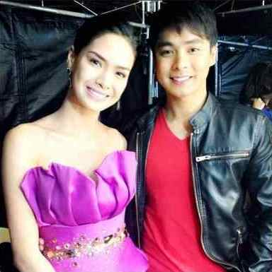coco martin and erich gonzales in juan dela cruz1