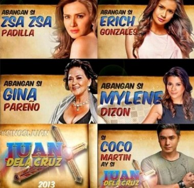 coco martin and erich gonzales in juan dela cruz2