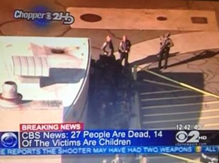 Connecticult School tragedy 18 children killed2
