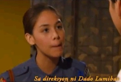 Empress Plays a Cop in Maalaala Mo Kaya With Joseph Marco!