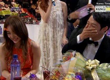 MBC DRAMA AWARDS 2012 WINNERS yoochun and yoon eun hye
