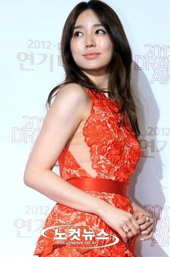 mbc drama awards 2012 yoon eun hye