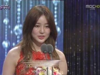mbc drama awards 2012 yoon eun hye4