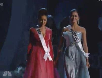 miss usaand miss philippines in missuniverse 2012