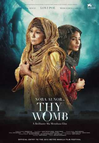 mmff 2012 thy womb movie poster and trailer
