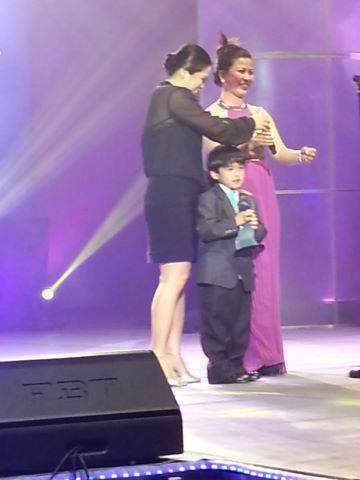 MMFF BEST CHILD ACTOR MIGUEL VERGARA