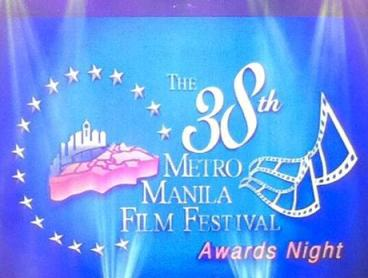 The 38th Metro Manila Film Festival 2012 (MMFF) Awards Night and Nominees + Winners to be Announced!