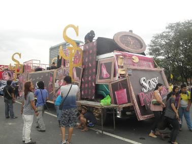 mmff2012 parade of stars sossy problems