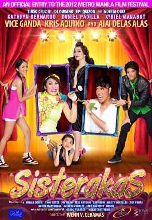 mmff2012 sisterakas movie poster trailer