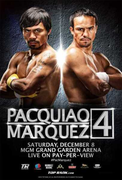 PACQUIAO VS MARQUEZ 4 LIVE STREAM2