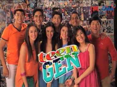 TEEN GEEN GMA 2012 SS