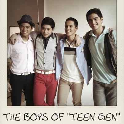 teen gen boys