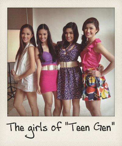 Teen Gen Cast Pressured On Working With Original TGIS Loveteam!