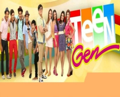 "GMA Network Introduces New Teen Idols in Youth Oriented Program ""TEEN GEN"""