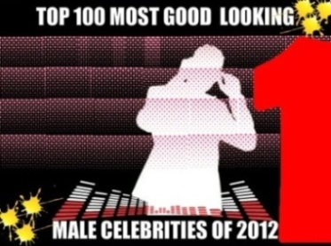 TOP 100 MOST GOOD LOOKING MALE CELEBS 2012 a