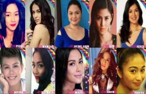Most Alluring Female Celebrities of 2012 [Rank 1-10]