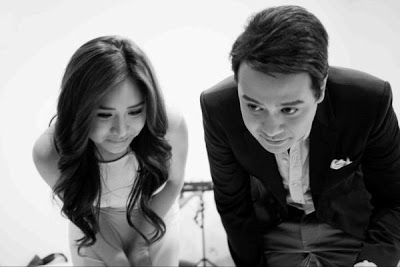 John Lloyd Cruz nd Sarah Geronimo it takes a man and a waoman