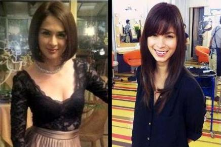 marian rivera angel locsin 2013 new hairstyles