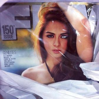 marian rivera fhm mag cover january 2013