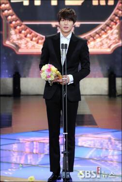 sbs_drama awards winners lee min ho