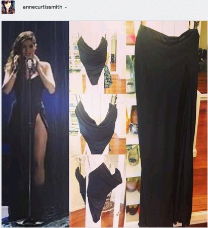 "Anne Curtis Clears Out ""PantyLESS Issue"", Shows Details of the Controversial Dress!"