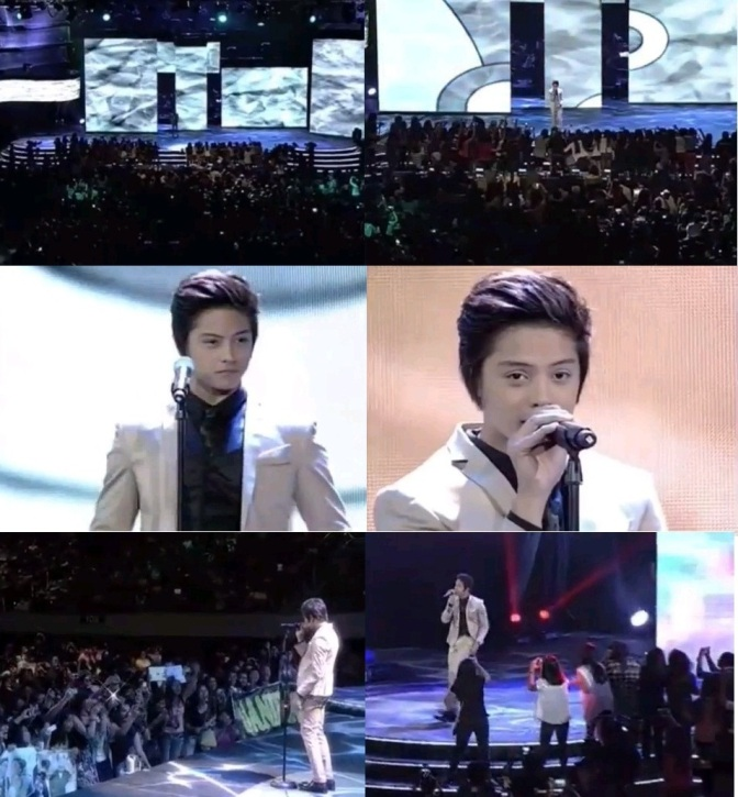Fans Go Wild During Daniel Padilla's Performance on Himig Handog P-Pop Love Song 2013 Final Night [Video]