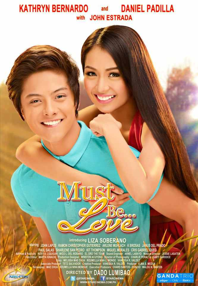 Must Be Love CAM (2013 – Kathryn Bernardo, Daniel Padilla)