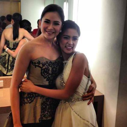 sarah meets hugs kim chiu