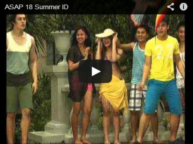 ASAP 18 SUMMER ID VIDEO