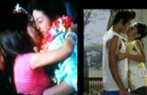 DANIEL PADILLA KISSED BY FAN GIRL2