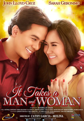 it takes a man and a woman poster 2013