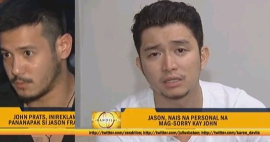 jason francisco and john prats in fistfight brawl3