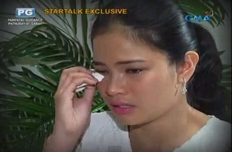 Louise delos Reyes Emotional Over Break-up with Enzo Pineda [Video]