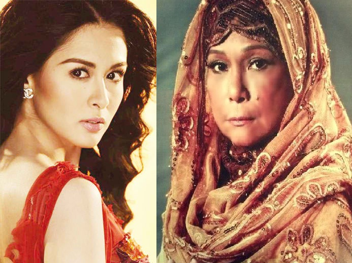 Beats Nora Aunor for Best Actress in 10th Golden Screen TV Awards 2013