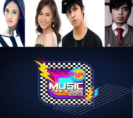 myx music awards 2013 winners