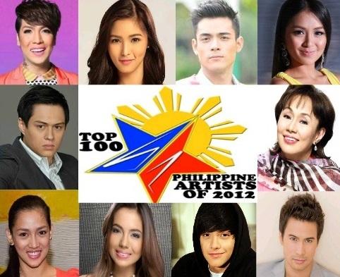 PHILIPPINE ARTISTS 2012
