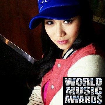 sarah geronimo world music awards 2013