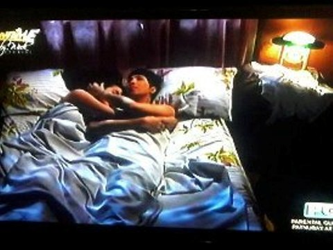 vice ganda and karylle bed scene in showtime4