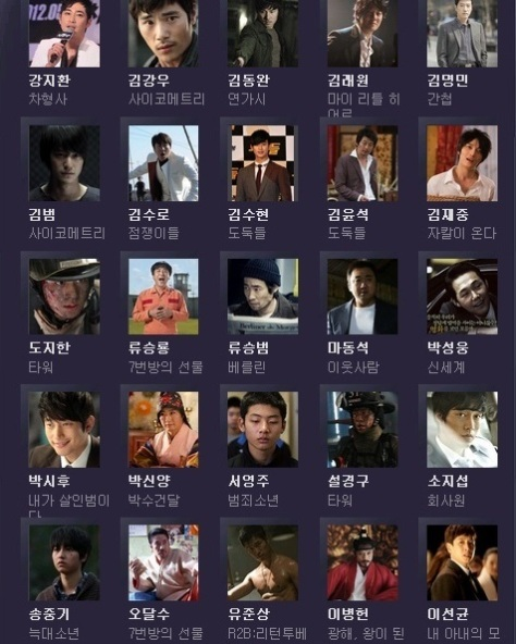49th baeksang arts awards 2013 nominees popular movie actor