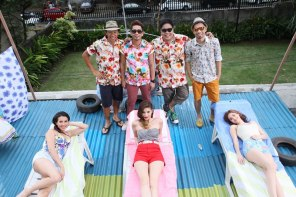 abs-cbn summer station Id 2013 anne curtis karylle showtime