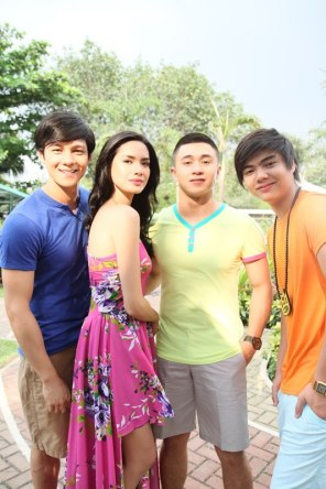 abs-cbn summer station Id 2013 erich gonzales aaron paul marco