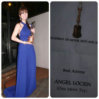 Angel Locsin Best Actress FAMAS 2013