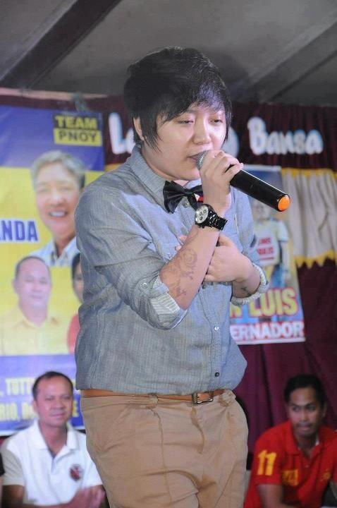 charice new hair boyish 2013