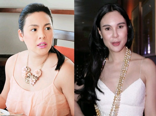 claudine barretto vs gretchen barretto