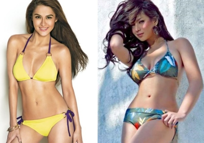 FHM SEXIEST WOMEN IN PHILIPPINES 2013 RANKINGS AND UPDATE TOP 10 angel and marian