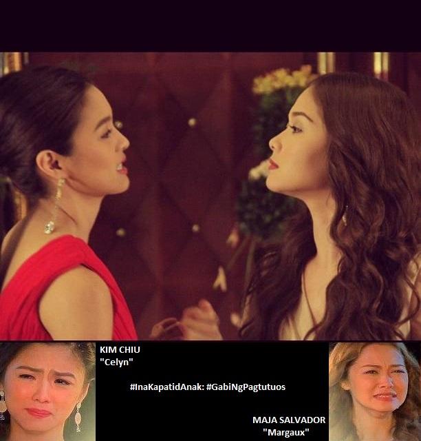 Maja Salvador's Tears Outshine Kim Chiu's in Ina, Kapatid, Anak?!