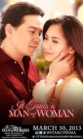 it takes a man and a woman GROss income poster 2013