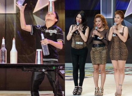 Pilipinas got talent season 4 first semi finalist